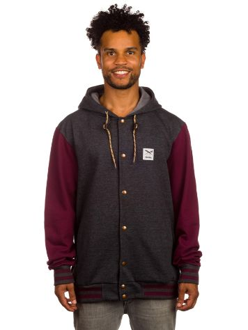 Iriedaily Daily College Hoodie
