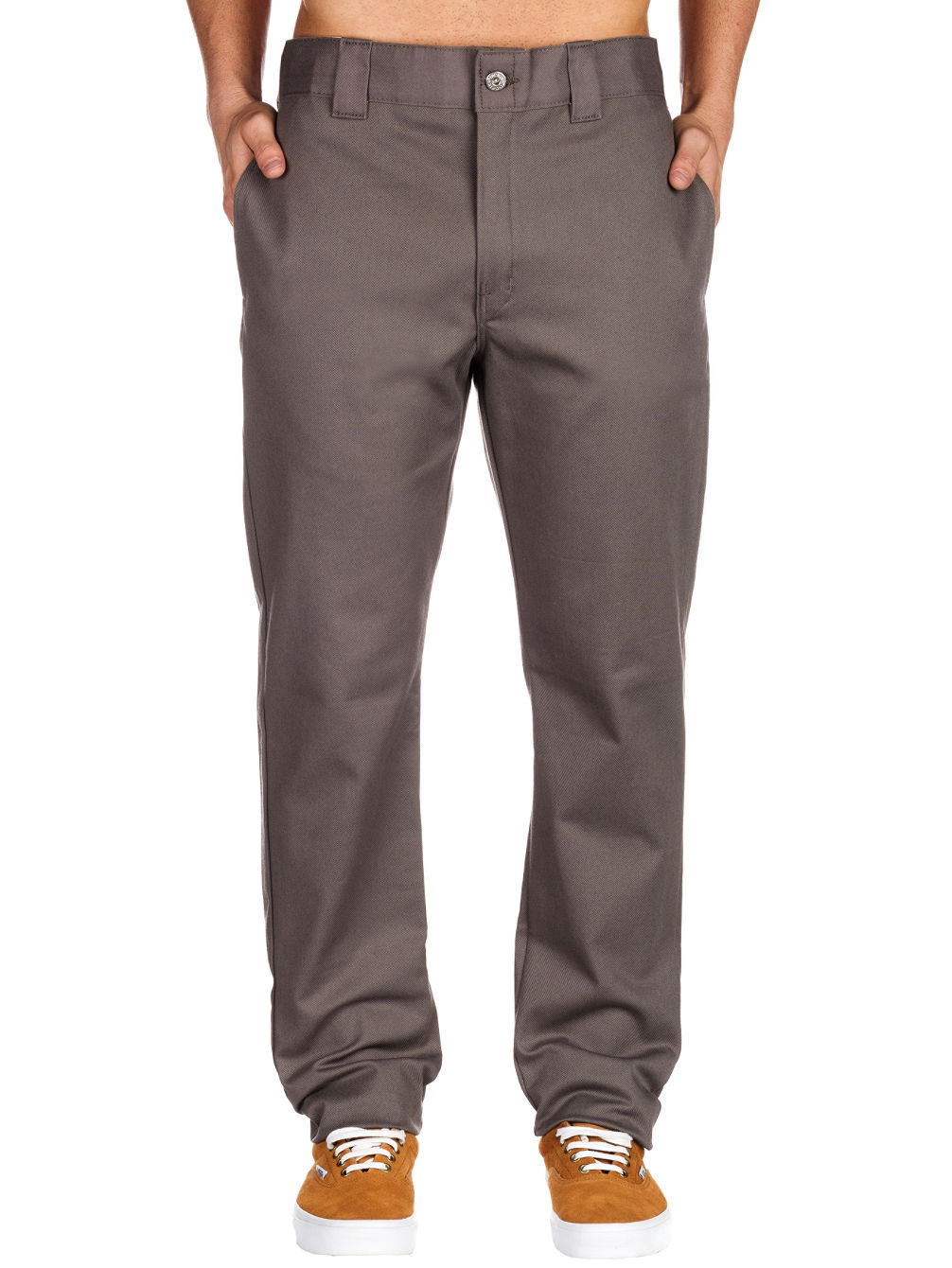 Dickies Work Pants and Shorts Work pants by Dickies are built tough as nails yet provide you complete comfort during a hard day at work. We offer a popular selection of Dickies pants all at .