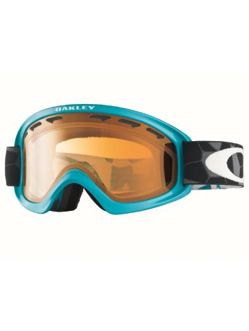 Oakley O2 Xs cell blocked teal Goggle jongens