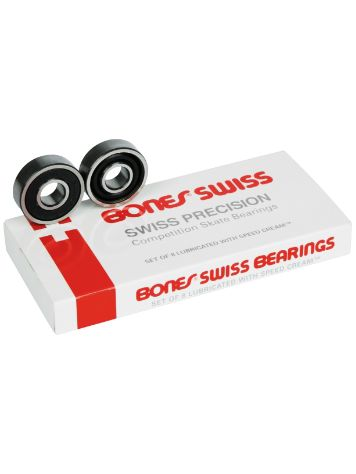 Bones Bearings Swiss 7 Balls Bearings