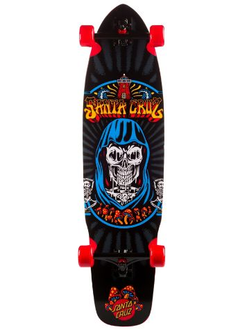 "Santa Cruz Flex Tech Trippin 9.72"" Longboard Comple"