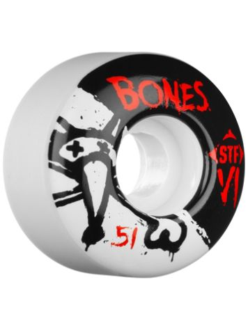 Bones Wheels STF V1 Series II 83B 54mm Wheels