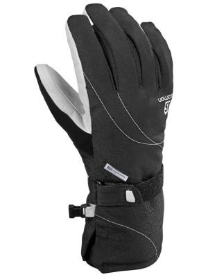 Salomon Propeller Dry Gloves black / white Gr. XL