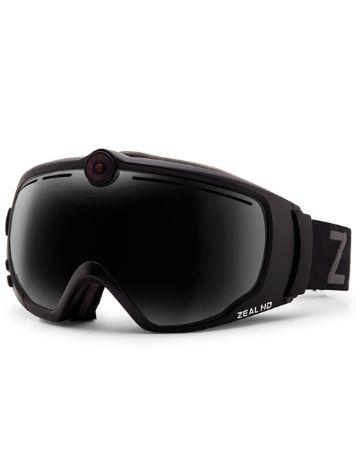 blue snowboard goggles u9ie  20269; Zeal Optics HD2 Dark Knight