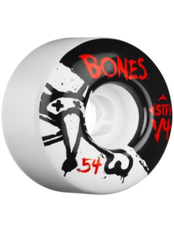 Bones Wheels STF V4 Series II 83B 53mm Wheels