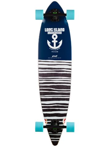 "Long Island Longboards Hook 9.2"" x 39.7"" Compleet"
