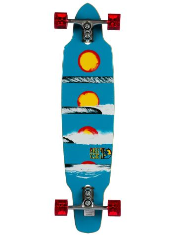 "Sector 9 Horizon Blue 9.25"" x 39.0"" Complete"