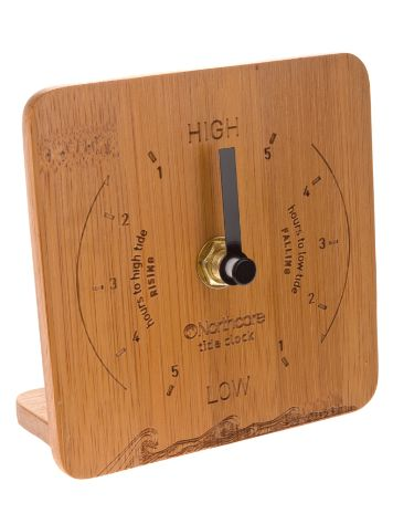Northcore Desktop Bamboo Tide Clock