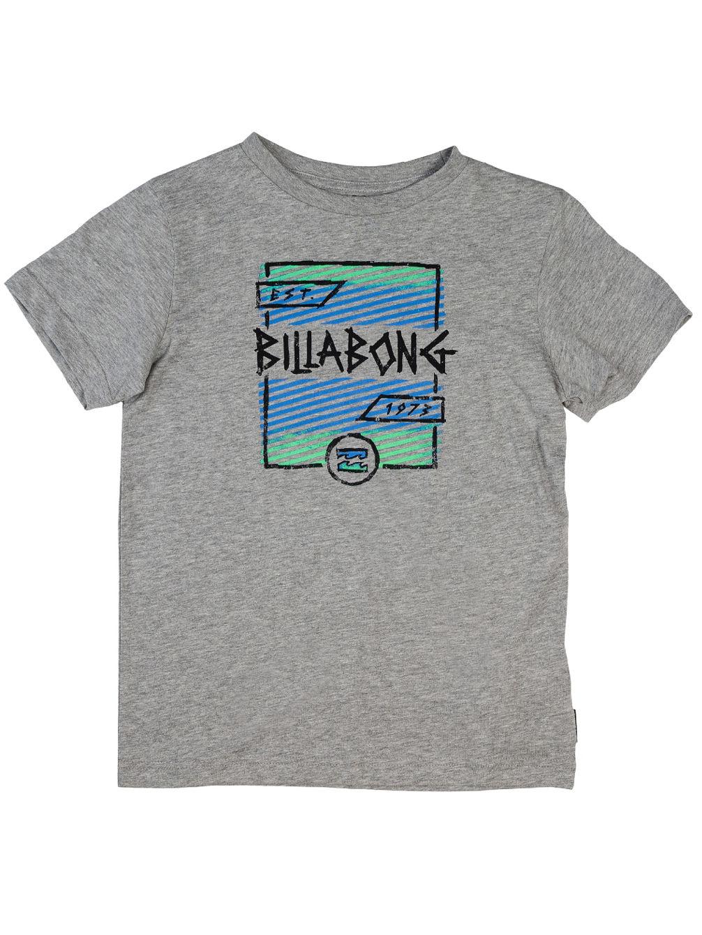 billabong duration t shirt jungen online kaufen bei blue. Black Bedroom Furniture Sets. Home Design Ideas