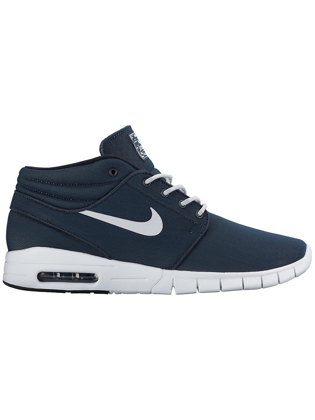 free shipping 419c9 02640 ... nike air max squeaking shoes. janoski 45 blue white ...