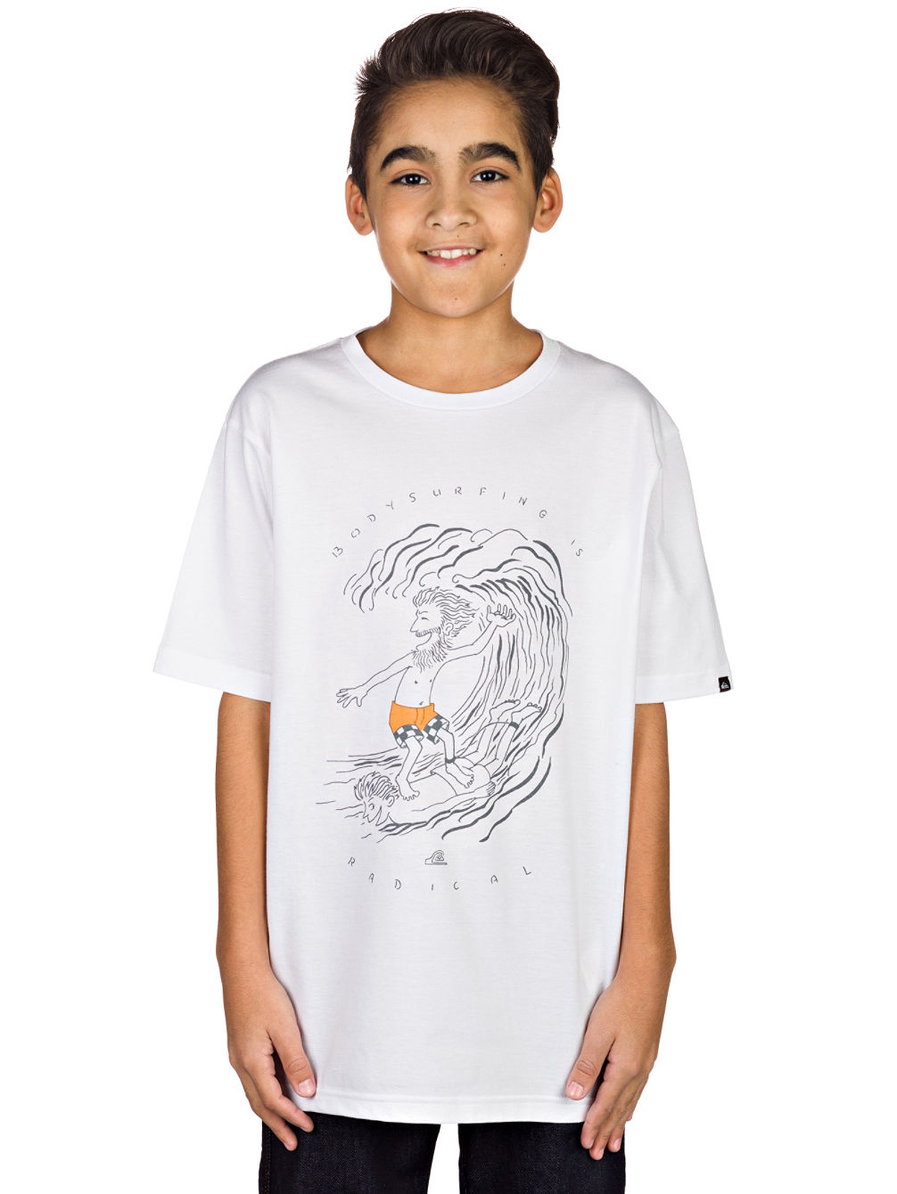 Buy Quiksilver Radical Surfing T Shirt Boys Online At Blue
