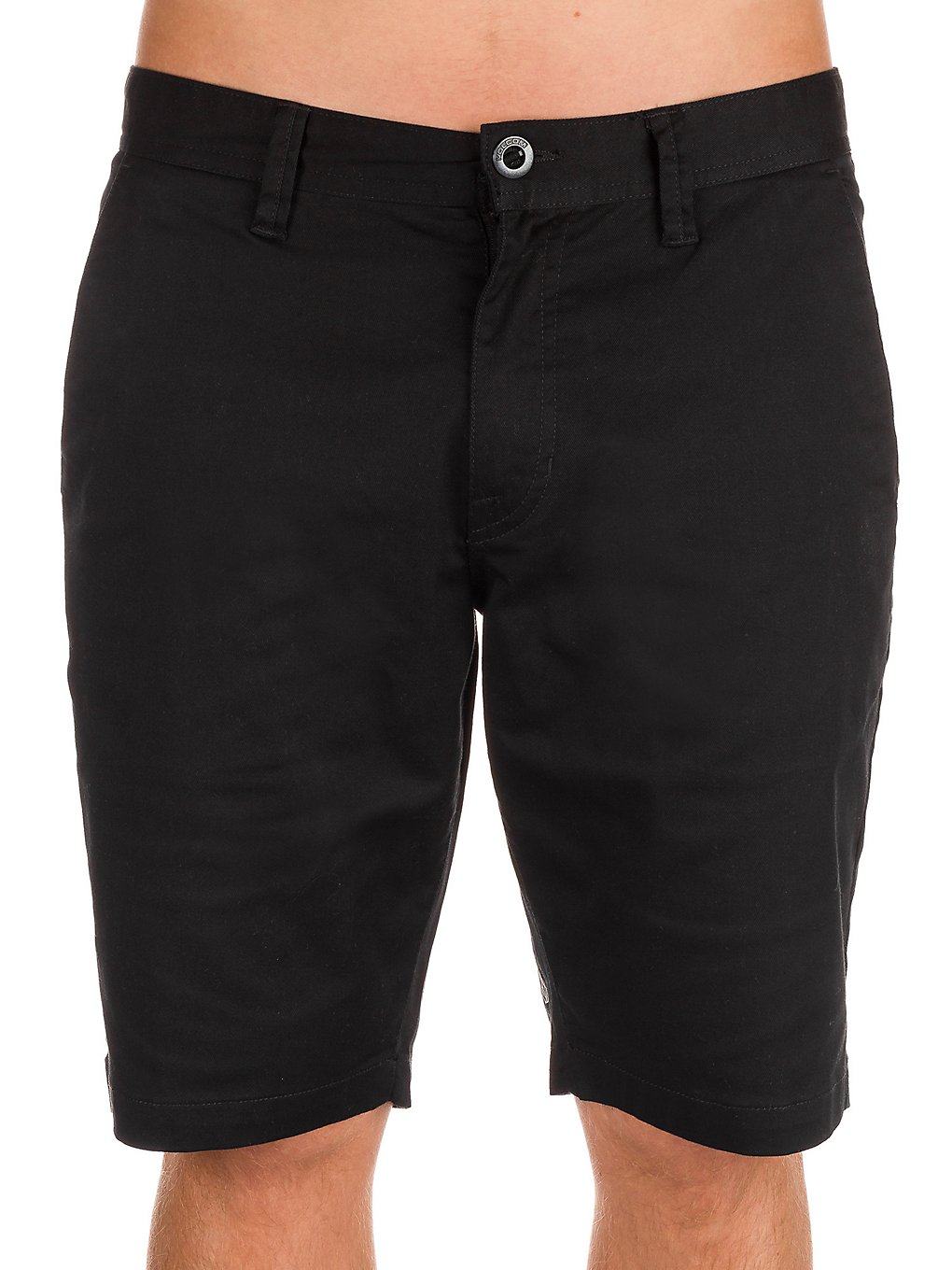 Volcom Frickin Modern Stretch Shorts black Herren