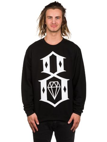 REBEL8 Logo Crewneck Sweater