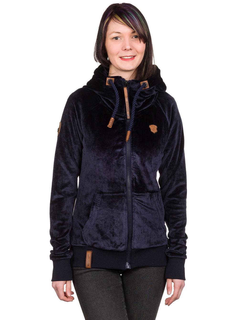 buy naketano brazzo mack zip hoodie online at blue. Black Bedroom Furniture Sets. Home Design Ideas