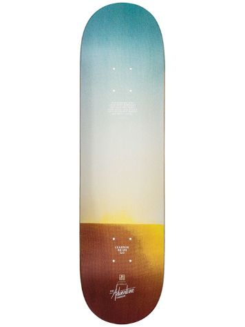 "Globe The Adventure HB 8.25"" Skateboard Deck"
