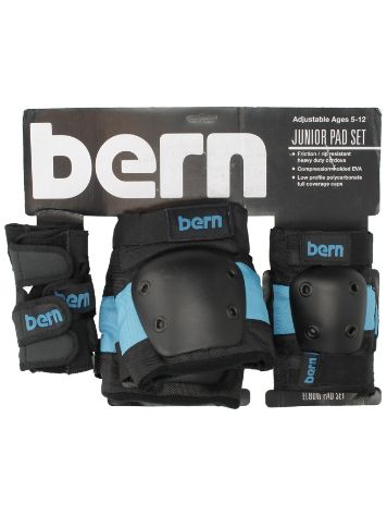 Bern Junior Pad Set Youth