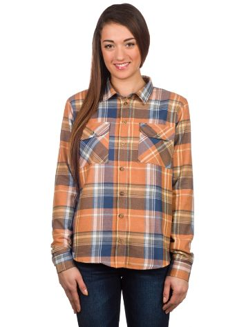 Blue Tomato BT Flannel Shirt LS