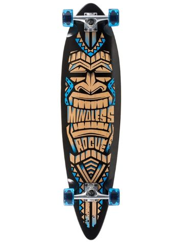 "Mindless Longboards Tribal Rogue III 38""x9.75"" Compleet"
