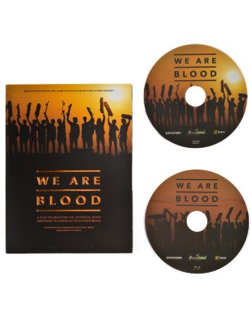 Greenlabel We Are Blood DVD