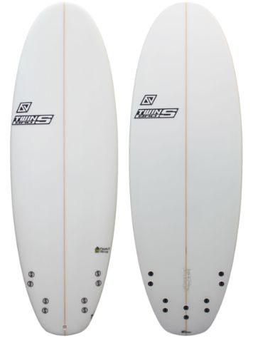 Twins Bros Freaky House 5.10 Surfboard
