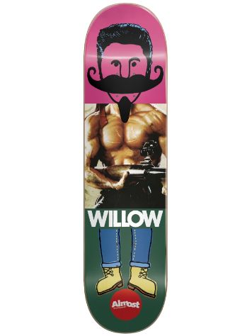 "Almost Willow Remix Dude IL 8.0"" Deck"