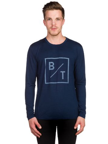super.natural BT x super.natural Base 175 Camiseta técnica LS