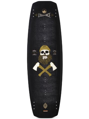 Liquid Force Deluxe Wakeboard 136 Wakeboard