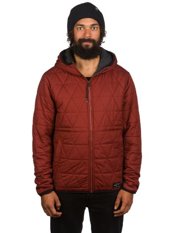 Oakley Two Face Fleece Reversible Jacke