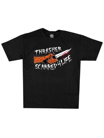 Thrasher Scarred Camiseta