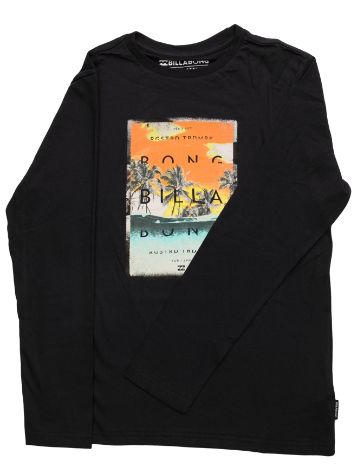 Billabong Overflow T-Shirt LS Boys