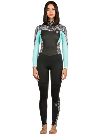 Billabong Synergy 3/2 Full Back Zip Neoprenanzug
