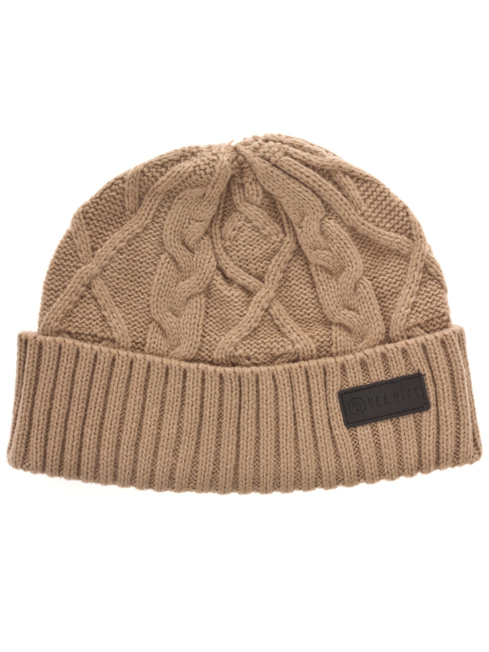 The Cable Beanie
