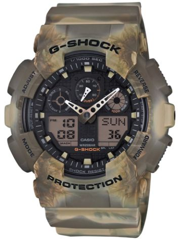 G-SHOCK GA-100MM-5AER