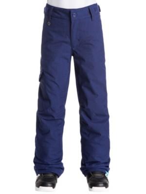 Roxy Tonic Pants Girls blue print Gr. T12