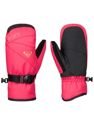 Roxy Jetty Solid Mittens Girls