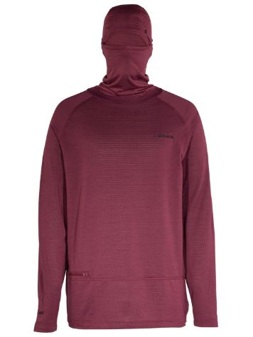 Armada Rotor Lw Hooded Funktionsshirt LS