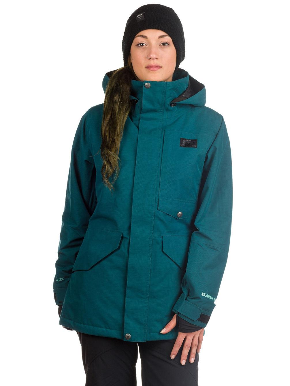 achetez armada kana gore tex insulated veste en ligne sur blue. Black Bedroom Furniture Sets. Home Design Ideas