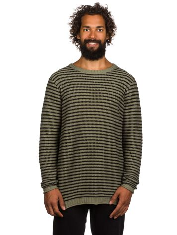 Rip Curl Striped Crew Jersey