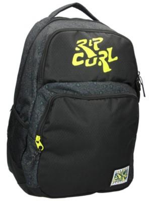 Rip Curl 100% Surf Double Up Backpack black Gr. Uni