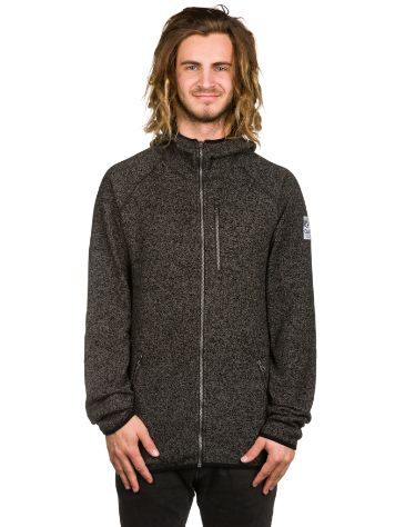 Colour Wear Knit Fleece Sudadera con cremallera