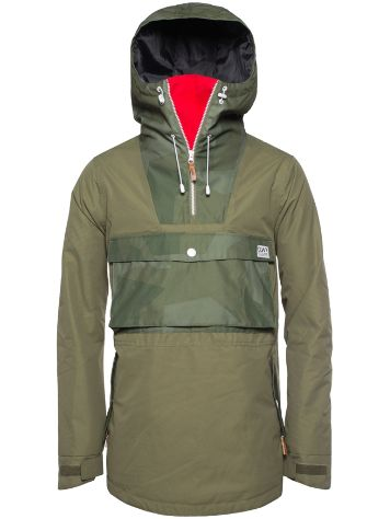 Colour Wear Anorak Jacke