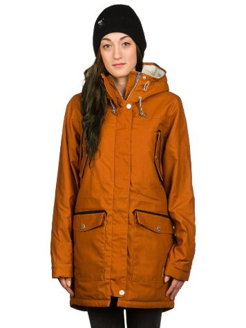 Colour Wear Range Parka