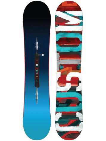 Burton Custom Smalls 135 2017 Boys Snowboard
