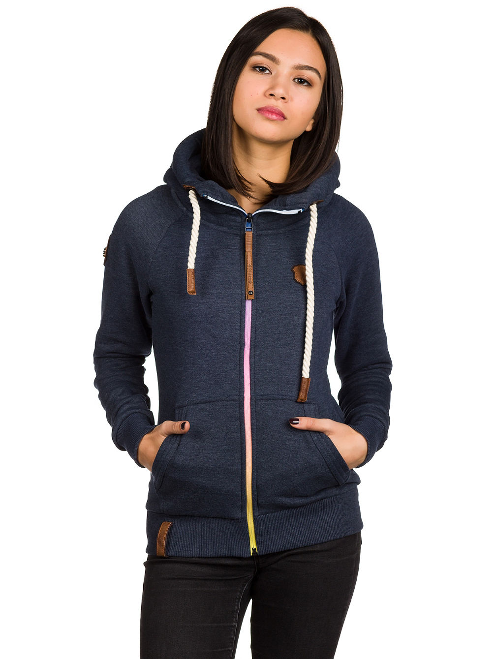 buy naketano der letzte seiner art zip hoodie online at. Black Bedroom Furniture Sets. Home Design Ideas
