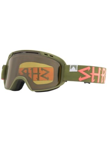 Shred Amazify Trooper Cbl Goggle