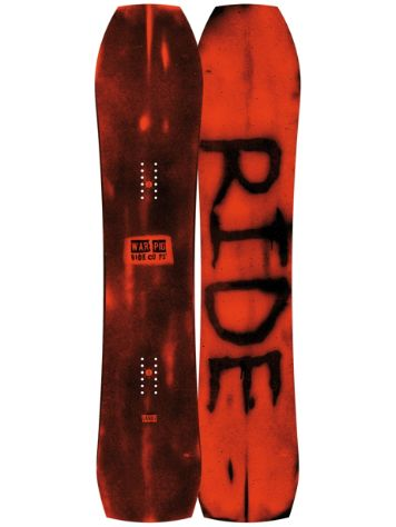 Ride Warpig Large 154 2017 Snowboard