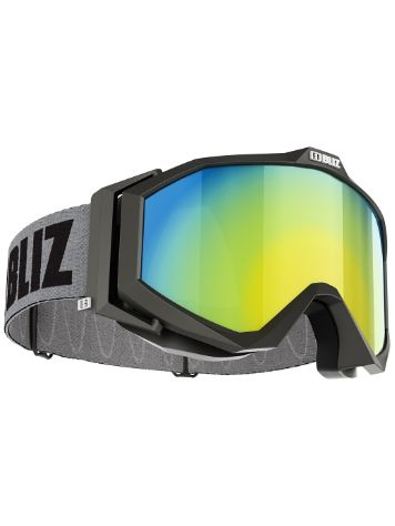 BLIZ PROTECTIVE SPORTS GEAR Edge Matt Black