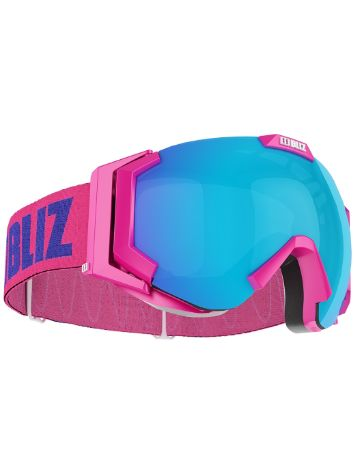 BLIZ PROTECTIVE SPORTS GEAR Carver Smallface Pink Goggle