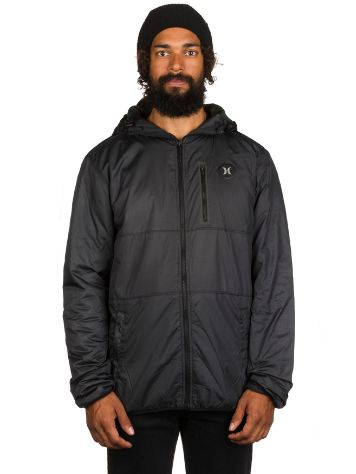 Hurley Recruit Zip Jacke