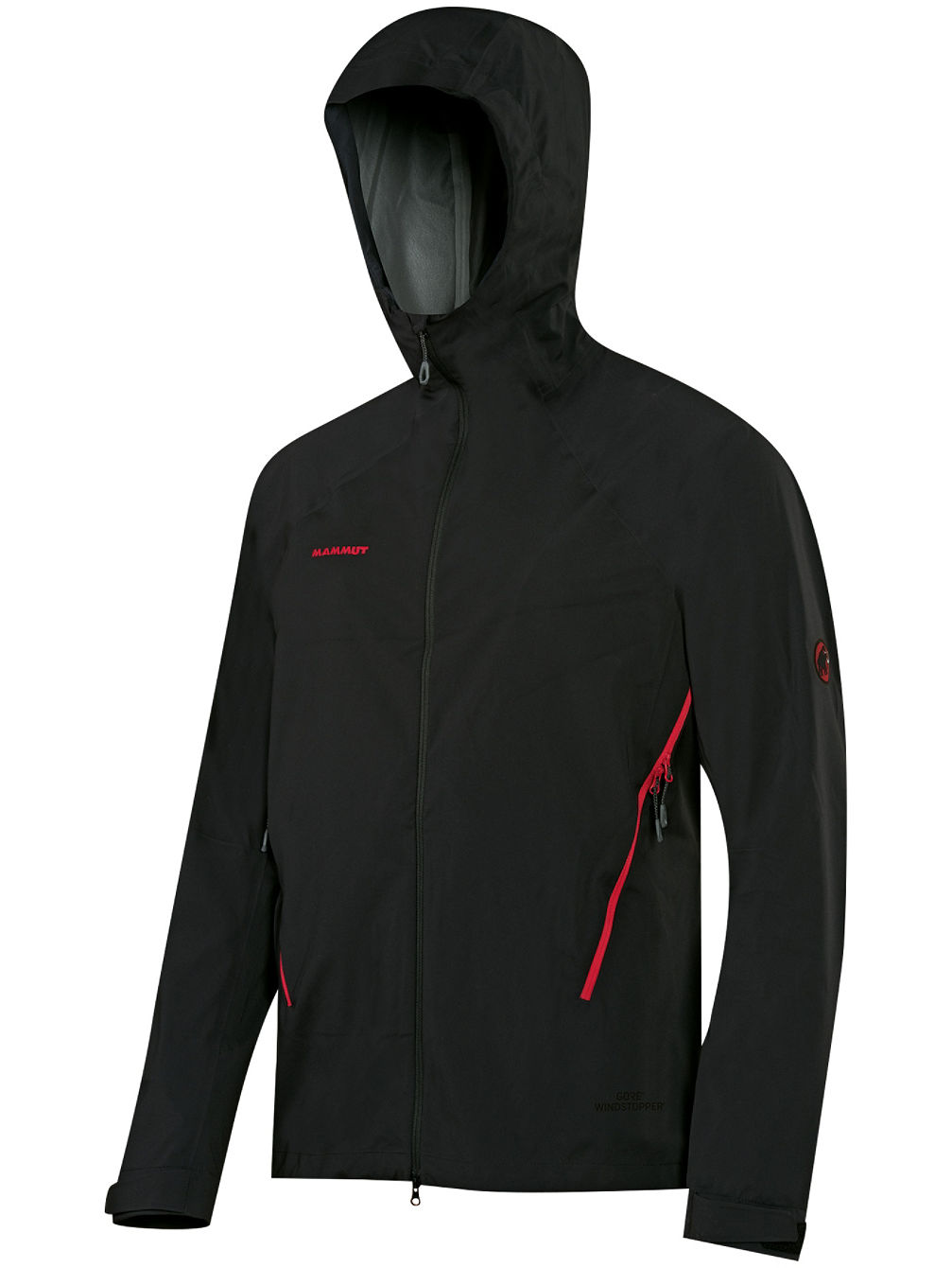 mammut ultimate alpine hooded softshell online kaufen bei. Black Bedroom Furniture Sets. Home Design Ideas